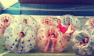 AKA Sportpark: 1 Std. Bubbleball mit Einweisung für bis zu 10 Personen im AKA Sportpark