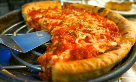 $9.25 for $15 Worth of Food and Drinks at Seabeck Pizza - Wauna