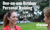 4 Private Outdoor PT Sessions