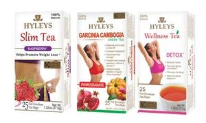 Hyleys Tea Ultimate Detox Pack
