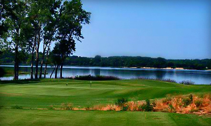 Cleburne Golf Links - Cross Creek Estates: $49 for 18 Holes of Golf for Two with Cart Rental, Range Balls, and Burgers at Cleburne Golf Links (Up to $112 Value)