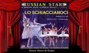 Lo Schiaccianoci al Teatro Nuovo di Torino: Lo Schiaccianoci dal 14 al 16 dicembre al Teatro Nuovo di Torino