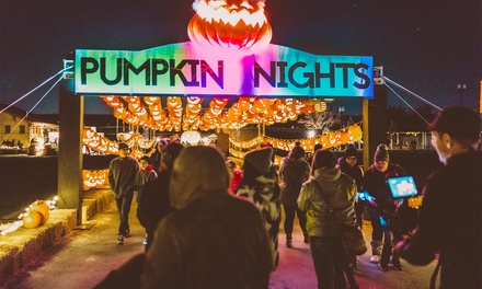 Ticket to Pumpkin Nights (Up to 34% Off). Two Options Available.