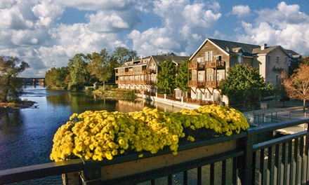 1- or 2-Night Stay for Two at The Herrington Inn & Spa in Geneva, IL. Combine Multiple Nights.
