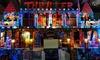 Music Hall PLUS EVENTS - Hall 8, Parc des expositions du Wacken: Goûter-spectacle et fête foraine pour 2 ou 3 personnes dès 39 € à Festiland au parc des Expositions de Strasbourg