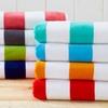 100% Cotton Cabana Stripe Oversize Beach Towel