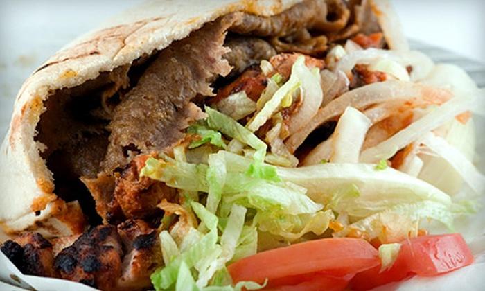 Long Grove Café - Long Grove: Greek-American Cuisine at Long Grove Café (Half Off). Three Options Available.