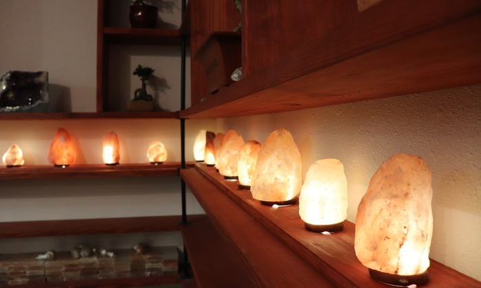 Up to 60% Off Salt Room Session at Siesta Healing
