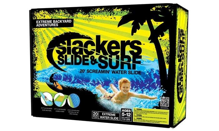 Slackers Water Slides