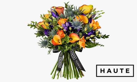 Discount on Fresh Flowers by Haute Florist