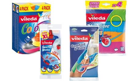6delige schoonmaakset van Vileda