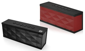 SoundBot SB571 Portable Wireless Bluetooth Speaker with 12W Output HD Bass