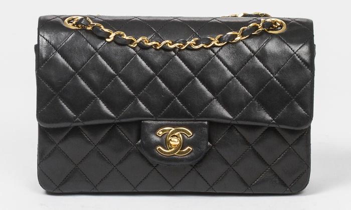2d6be045d8 Sac à main Chanel seconde main | Groupon Shopping