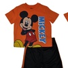 Boys' Mickey Mouse T-Shirt Set (2-Piece)