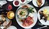 Koyote Restaurant - Berlin: Frühstück am Wochenende für 2 oder 4 Personen im Koyote Restaurant (bis zu 38% sparen*)