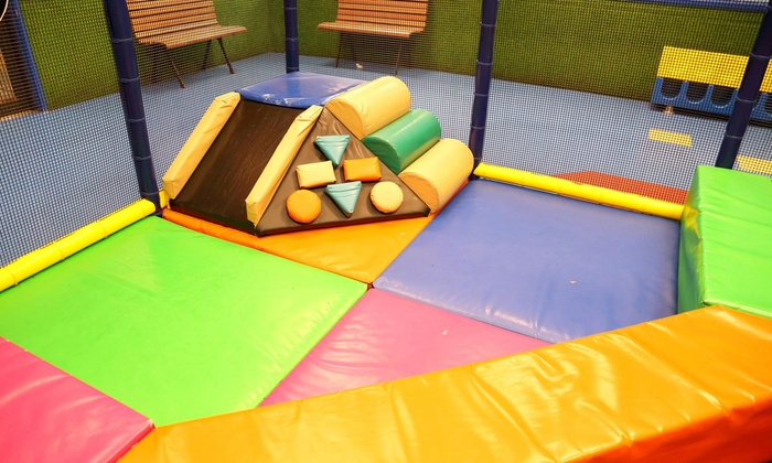 LUCKY MONKEY LLC - Altamonte Springs: An Indoor-Playground Visit at Lucky Monkey Orlando (10% Off)