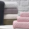 100% Turkish Cotton Glossy Towel Set (6-Piece)
