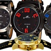 Men's Sporty Double-Layer Spring Color Watch