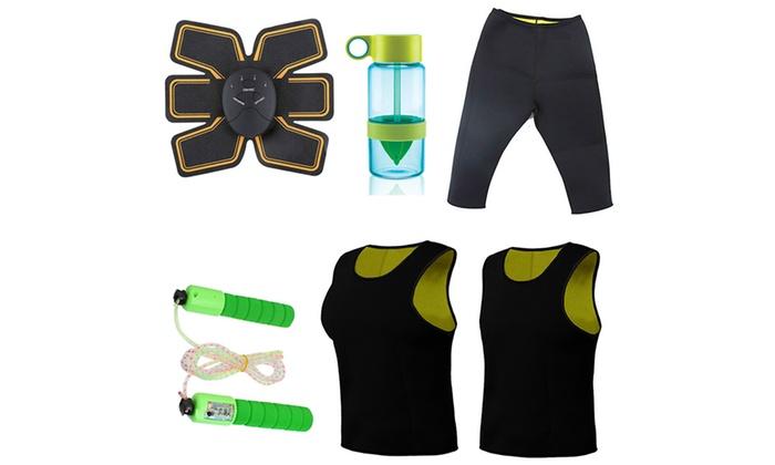 Kit per fitness da uomo o donna