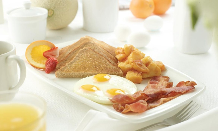 Eggsmart - Kennedy Road (New Ownership) - Dorset Park: Dine-In or Takeout Breakfast, Lunch, or Brunch at Eggsmart (40% Off). Two Options Available.