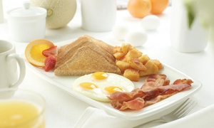 Eggsmart - Kennedy Road (New Ownership): Dine-In or Takeout Breakfast, Lunch, or Brunch at Eggsmart (40% Off). Two Options Available.