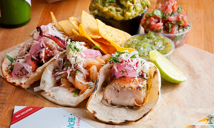 My Ceviche - South Miami: Dine-In or Take-Out Ceviche and Seafood at My Ceviche (Up to 40% Off)