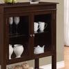 Simpli Home Carlton Medium Storage Cabinet