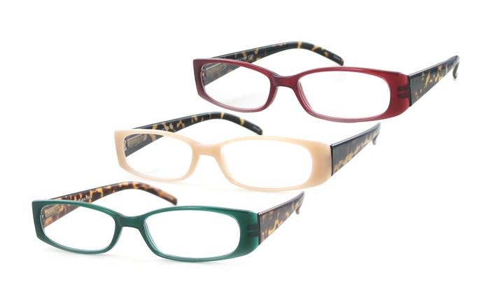 b18cbefc09e5 Up To 33% Off on Jones New York Optical Readers | Groupon Goods