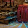 Solar LED Table/Stool