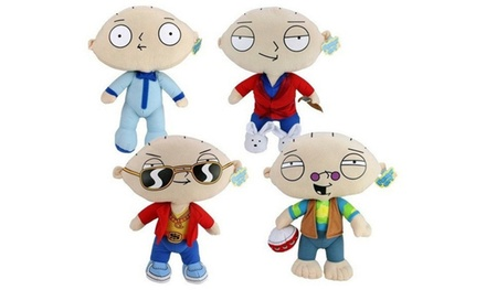 Family Guy Stewie Griffin Plush Soft Toy 20″