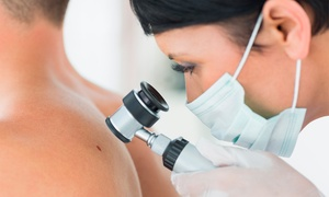 Devonshire House Aesthetic & Laser Clinic: Skin Tag, Milia, Blood Spot or Red Vein Removal at Devonshire House Aesthetic & Laser Clinic (43% Off)