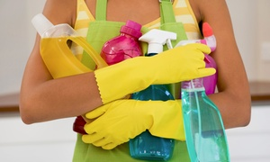 Cleaning for a Cause: Two, Three, or Four Hours of Cleaning Services from Cleaning for a Cause (Up to 60% Off)