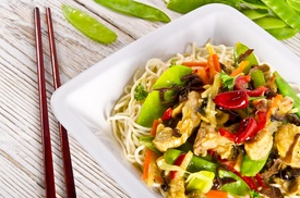 Chan's Chinese Restaurant: One Appetizer and Dessert with Purchase of 3 Entrees at Chan's Chinese Restaurant