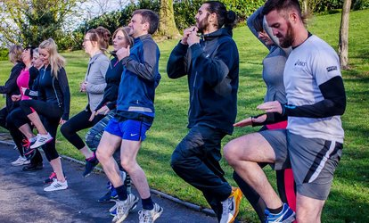 image for  Ten Boot Camp Sessions for One or Two at The Lotus Fitness Academy