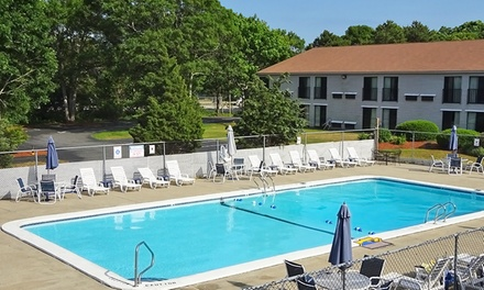 Stay at Mariner Motor Lodge in West Yarmouth, MA. Dates into December.