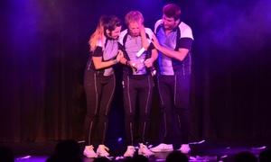 Improvisa2: $99 en vez de $200 por entrada para Improvisa2 en Teatro Chacarerean