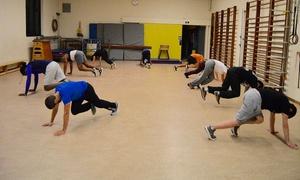 DB Training: Ontdek de Boot camp sessie in centrum Brussel : 1, 3 of 5 sessies
