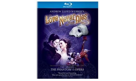 Andrew Lloyd Webber's Love Never Dies on Blu-ray