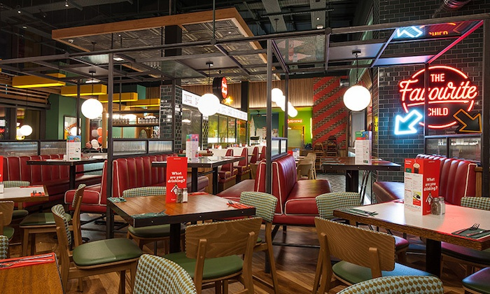 Frankie Bennys Two Course Meal For Two Frankie