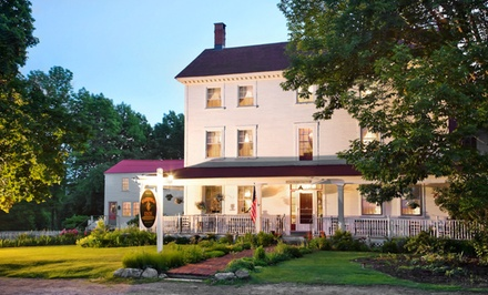 1-Night Stay for Two in any Room at Wakefield Inn in Wakefield, NH. Combine Up to 2 Nights.