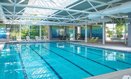 groupon.co.uk - Co. Sligo: Up to 2 Nights for Two with Breakfast, Chocolates, Leisure Access and Late Check-Out at 4* Sligo Park Hotel