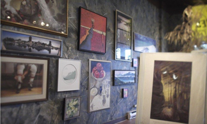 Bastion Gallery Fast Frames - Nanaimo: $45 for $115 Worth of Custom Framing at Bastion Gallery Fast Frames