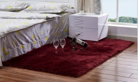 for a Fluffy Bedroom Carpet in a Choice of Size