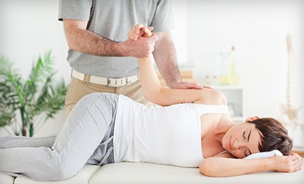 Chiropractic Package with One or Three Adjustments at Bayview Village Wellness Centre (Up to 83% Off)