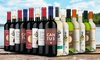 Up to 75% Off Bottle Pack of Wines of the Mediterranean