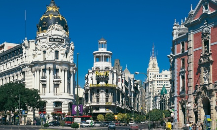Madrid: Up to 7 Nights for Two with Option for Breakfast at 4* Hotel Exe Getafe