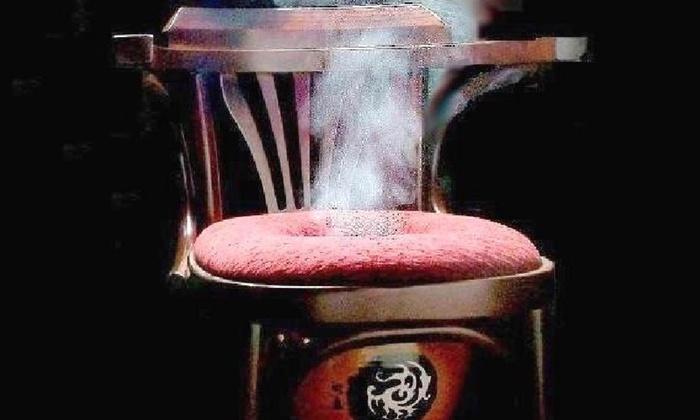 カメリー座薫cafe なんば店 - 大阪市浪速区: 【最大66%OFF】芯から温めて、冷え知らずの体に≪座薫40分(肩パック・漢方茶など込)/1回分 or 5回分≫ @カメリー座薫cafe なんば店