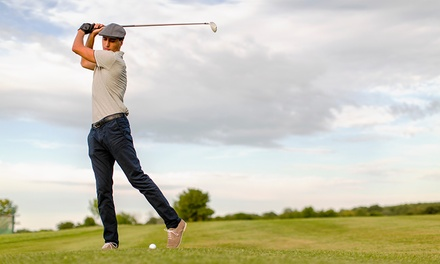 5 or 10 Small Buckets of Driving-Range Balls at The Golf Centre (43% Off)
