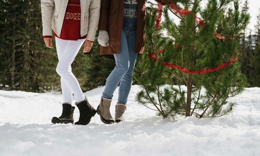 Jambu Womens Snowbird Weather Ready Snow Boot