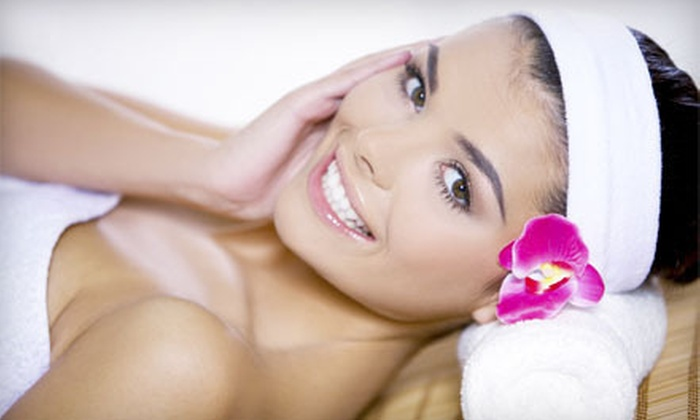 The Haven Spa & Wellness Center - Pleasantville: Express Facial with Optional Glycolic Peel or Foot Massage at The Haven Spa & Wellness Center (Up to 59% Off)